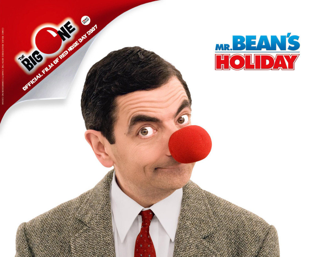 Red Nose Wallpaper