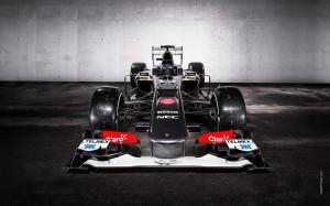 Sauber C32 2013 F1 Wallpaper