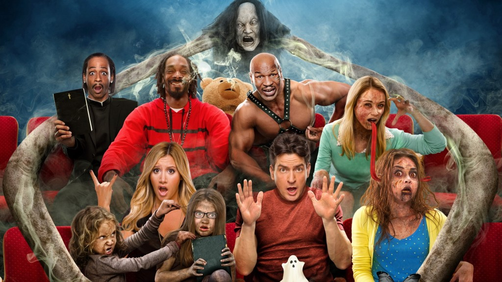 Scary Movie 5 Wallpaper