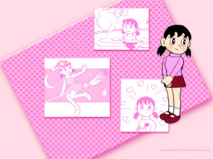 Shizuka Doraemon Wallpaper