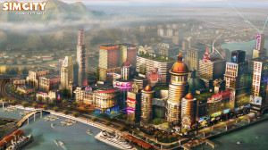 SimCity 4 Games Wallpaper
