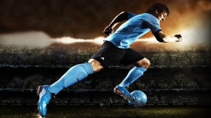 Soccer Player Wallpaper
