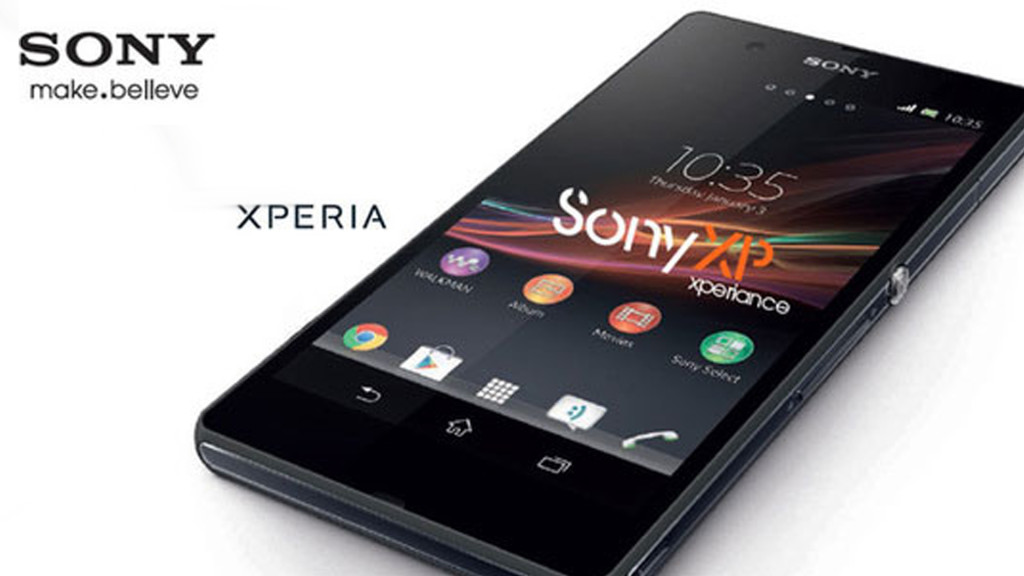 Sony Xperia Z Wallpaper