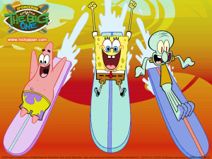 SpongeBob SquarePants Wallpaper