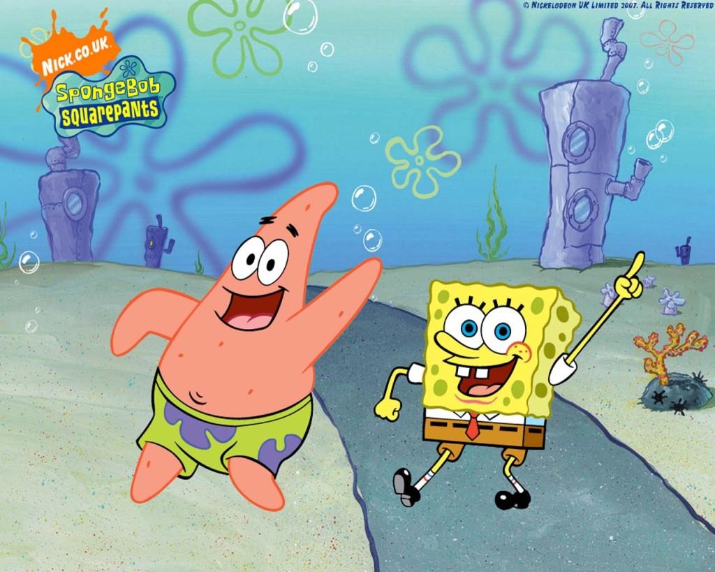 Spongebob Wallpaper HD