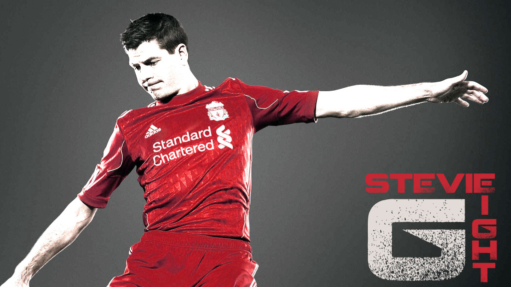 Steven Gerrard Wallpaper 1080p