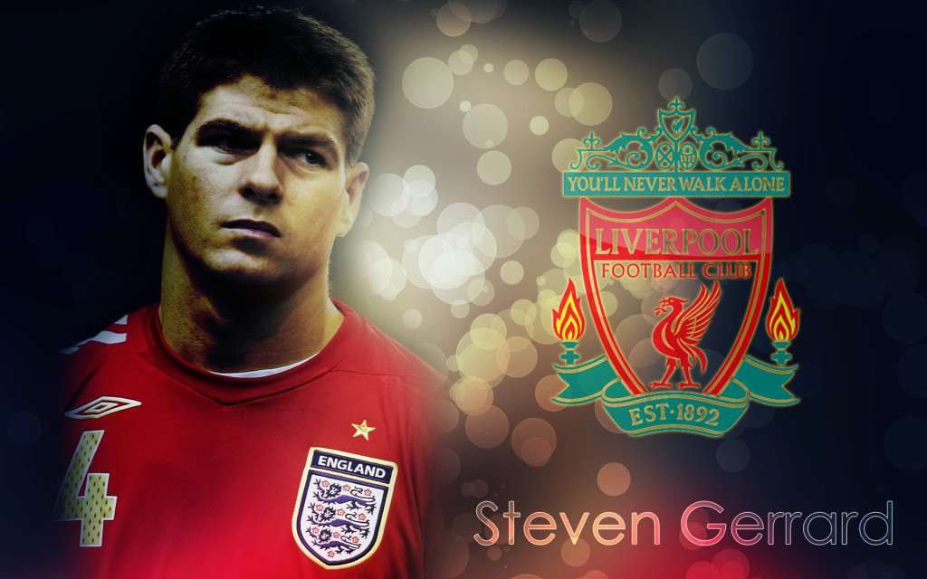 Steven Gerrard Wallpaper Desktop