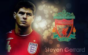 Steven Gerrard Wallpaper Desktop
