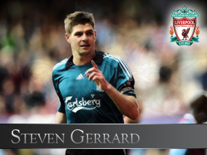 Steven Gerrard Wallpaper HD