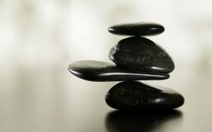 Stone Balance Wallpaper