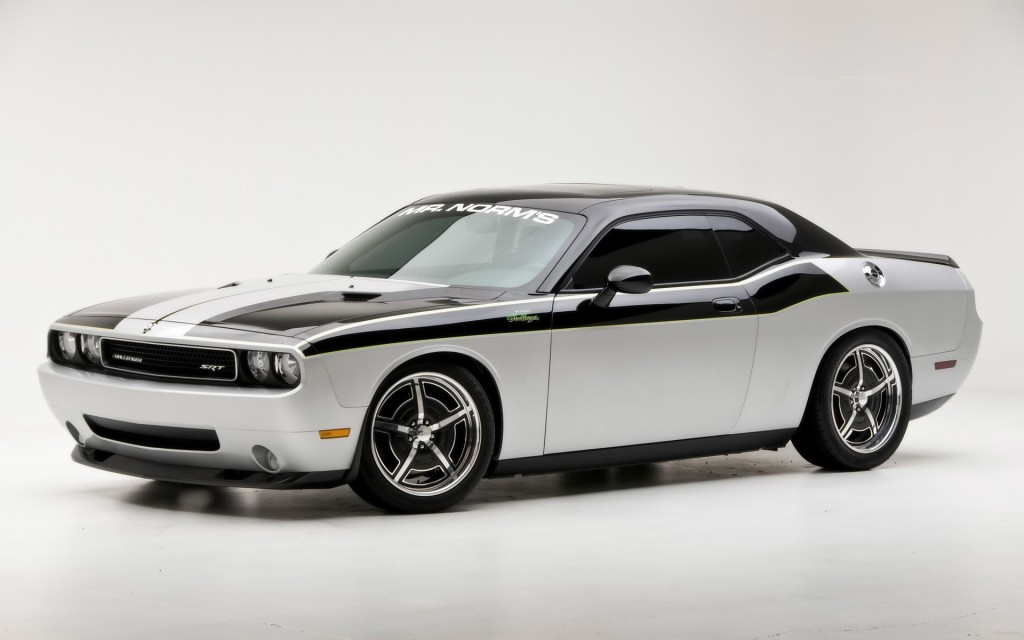 Super Dodge Challenger