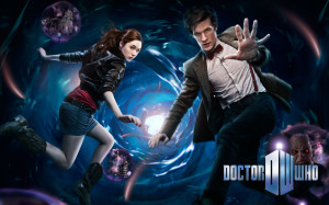 TV Show Doctor Who Wallpaper