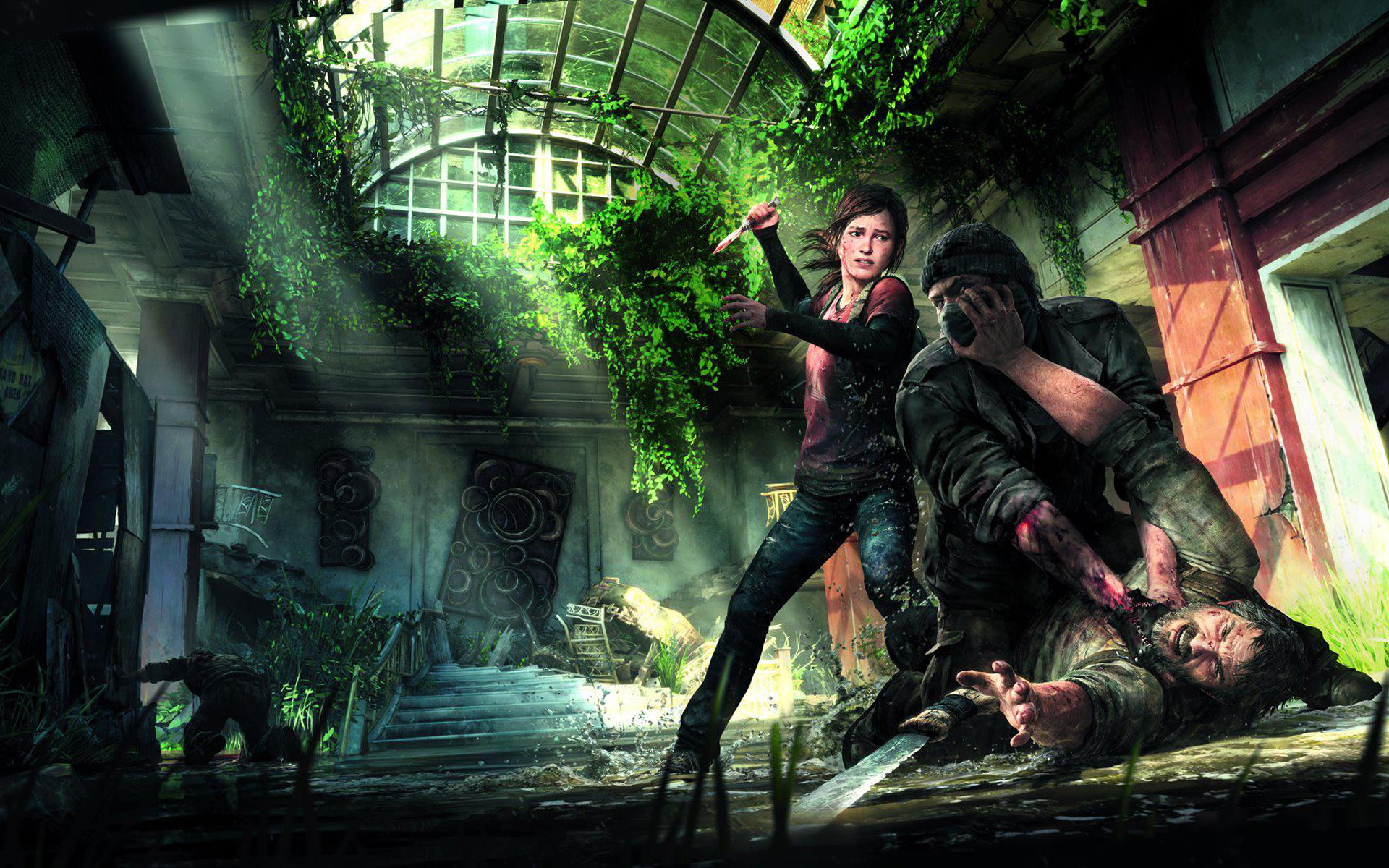 The Last of Us Wallpaper Desktop   Wallpup.com