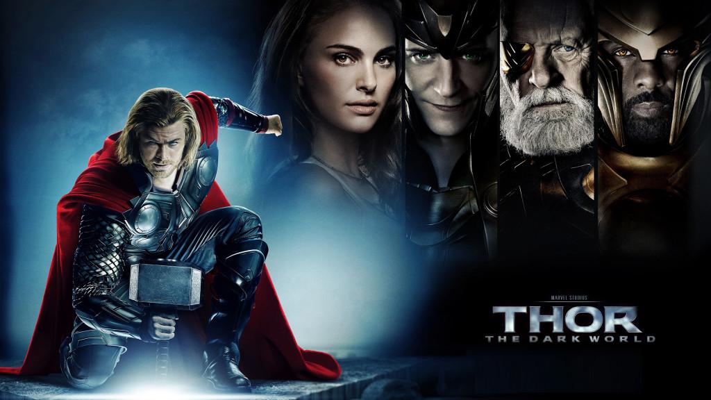 Thor 2 The Dark World Movie Wallpaper