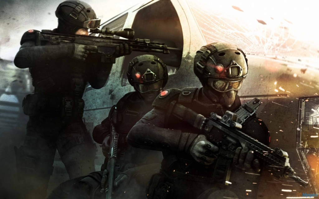 Tom Clancys Rainbow Six Patriots Wallpaper