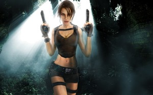Tomb Raider 2 Wallpaper