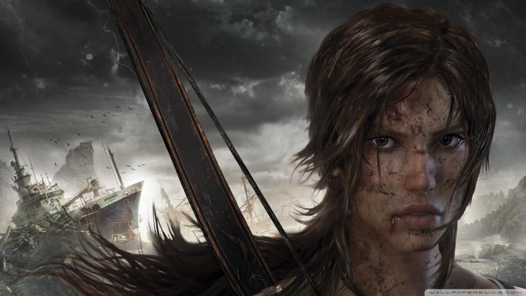 Tomb Raider Underworld 2013