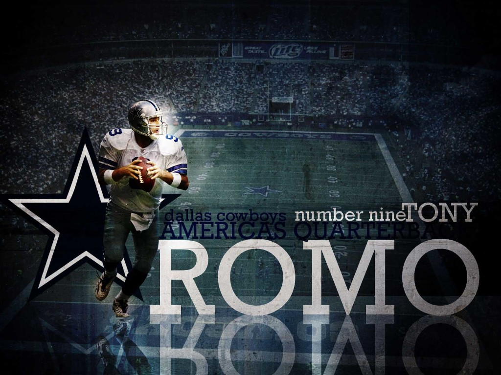 Tony Romo Wallpaper HD