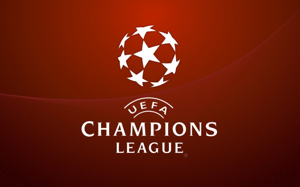 UEFA Champions League Red Logo