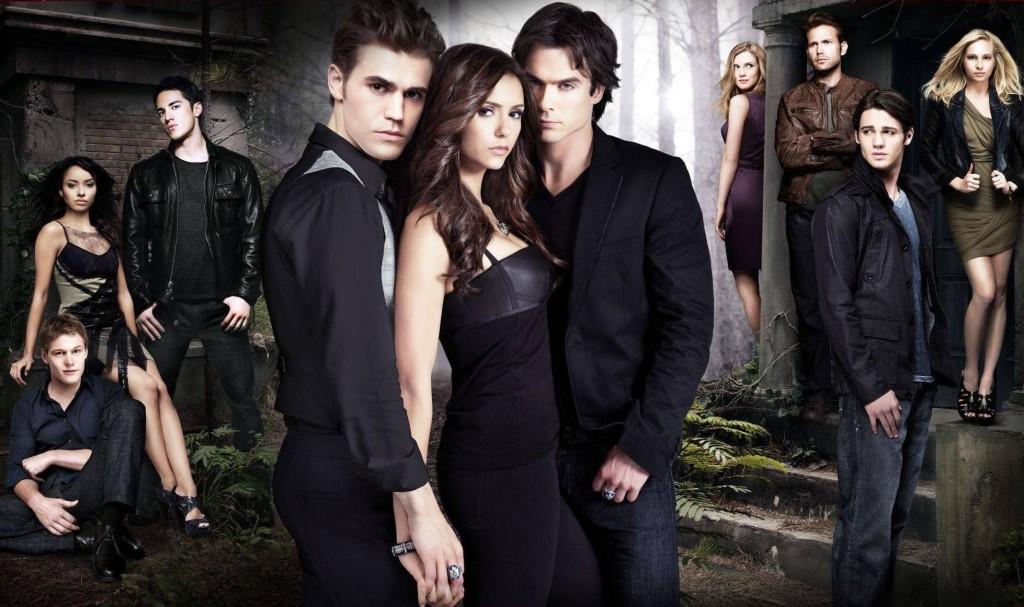 Vampire Diaries Movie Wallpaper