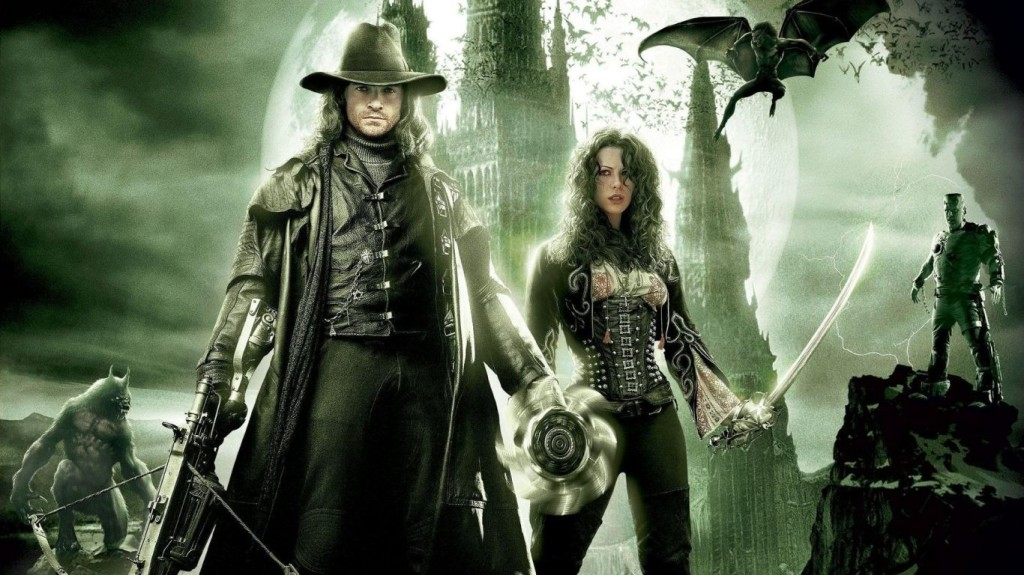 Van Helsing Movie wallpaper