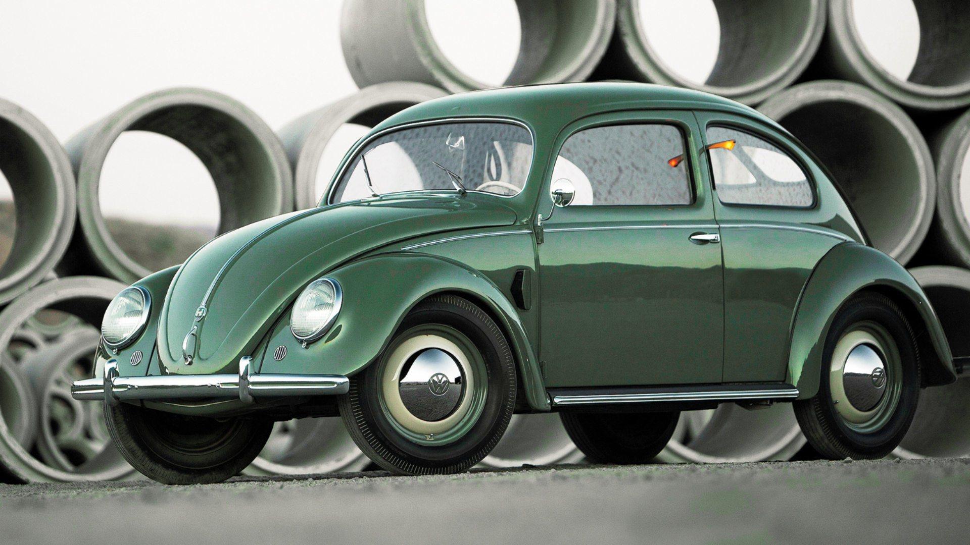 Vintage Volkswagon Beetle 32