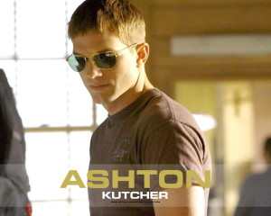 Wallpaper Ashton Kutcher