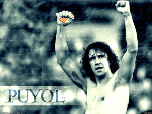 Wallpaper Carles Puyol