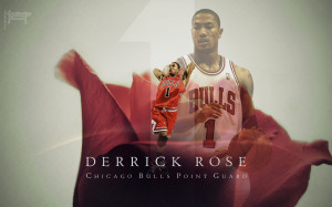 Wallpaper Derrick Rose
