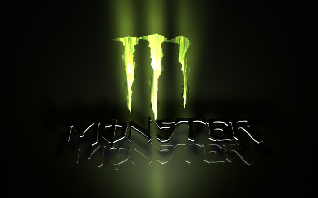 Wallpaper Monster Energy