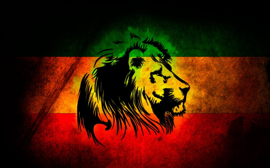 Wallpaper Rasta