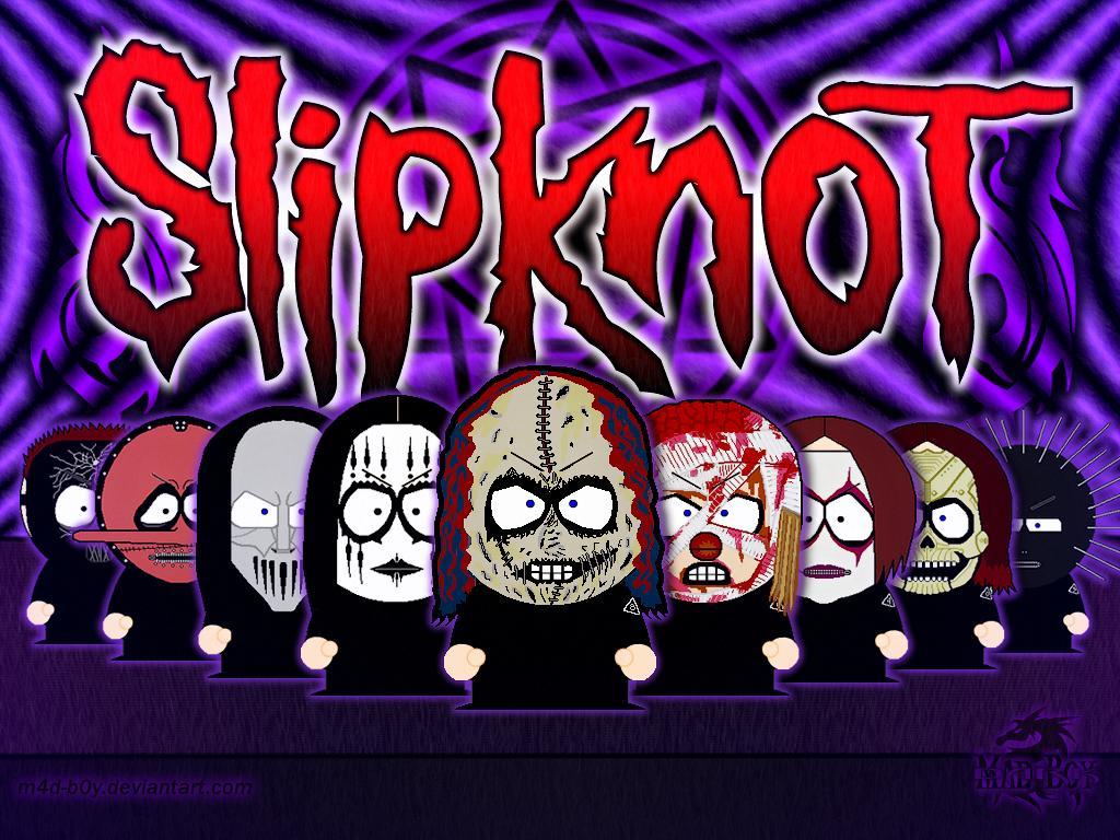 Wallpaper Slipknot Wallpaper