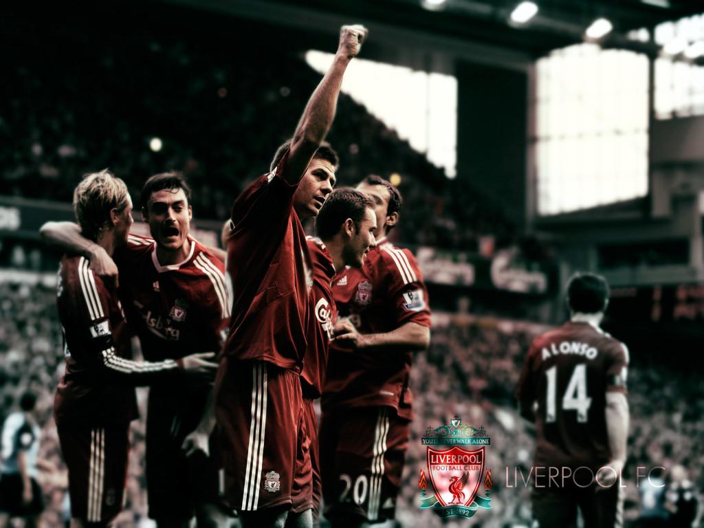 Wallpaper Steven Gerrard
