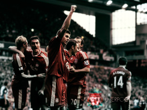 Wallpaper Steven Gerrard