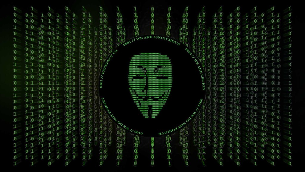 Wallpapers Anonymous