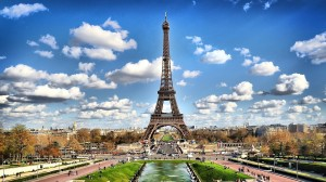 Wallpapers Tower Eiffel Paris