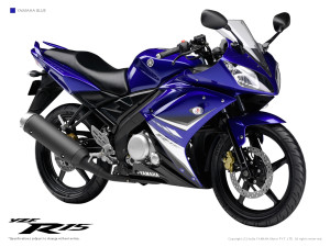 Yamaha R15 Wallpaper