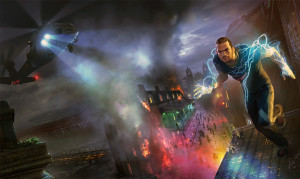 inFamous 2 Wallpaper HD