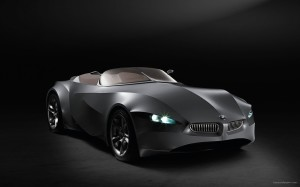 2009 BMW Gina Concept 8 Wallpaper