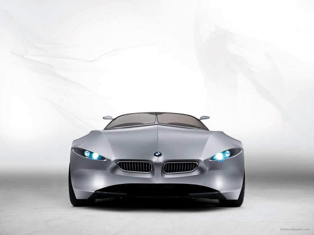 2009 BMW Gina Concept Wallpaper