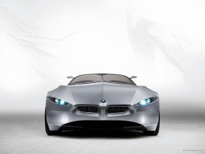 2009 BMW Gina Concept Wallpaper