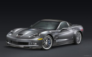 2009 Chevrolet Corvette ZR1 Wallpaper