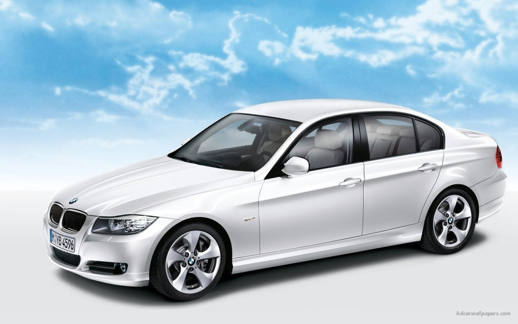 2010 BMW 320d EfficientDynamics Wallpaper