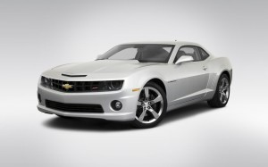 2010 Chevrolet Camaro 2SS Wallpaper