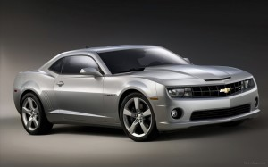 2010 Chevrolet Camaro SS 3 Wallpaper