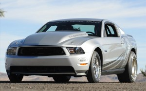 2010 Ford Mustang Cobra Jet Wallpaper