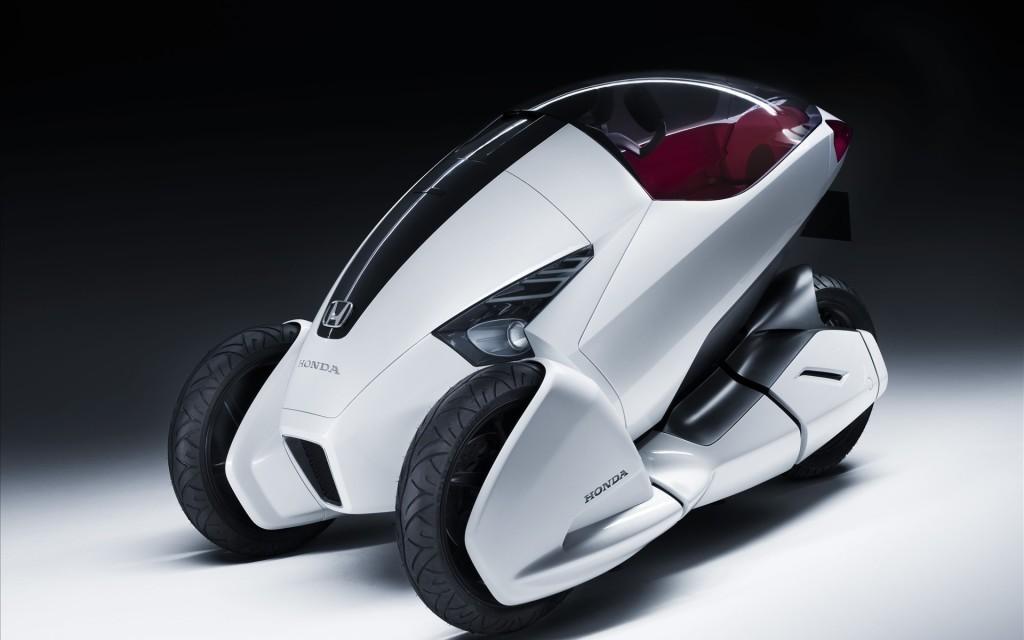 2010 Honda 3R C Concept Wallpaper