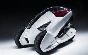 2010 Honda 3R C Concept Wallpaper