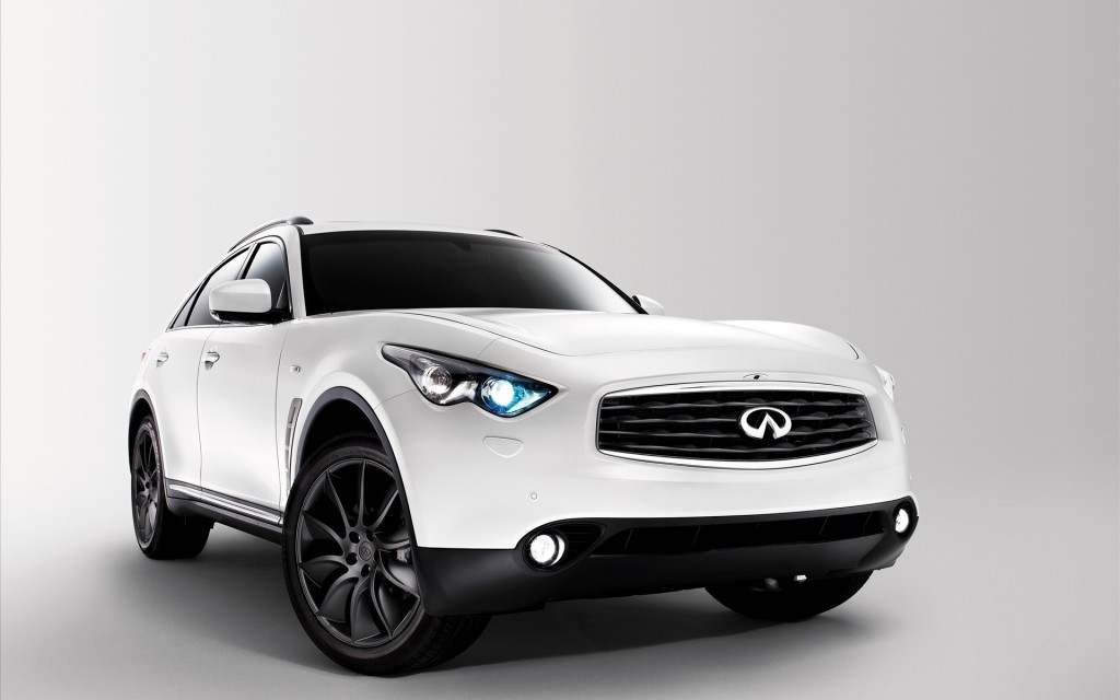 2010 Infiniti FX Limited Edition Wallpaper
