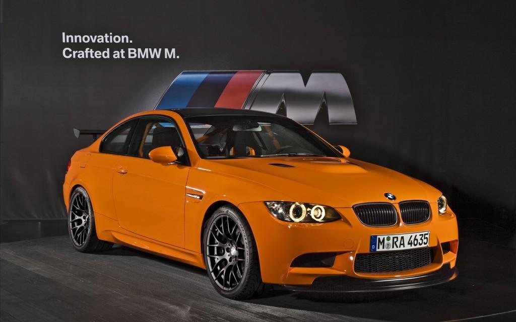 2011 BMW M3 GTS Wallpaper